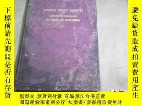 二手書博民逛書店(武昌中華大學理科叢書之一)高等有機合成化學Synthetic罕