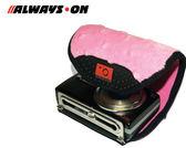 ALWAYS-ON 歐威士王 WRAP-UP 粉紅色 相機護套 ★出清特價★ (立福貿易公司貨) 相機套 相機包
