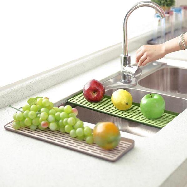 [超豐國際]鏤空水杯瀝水盤置物架廚房用品 家用塑料杯子托盤收納架