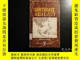 二手書博民逛書店Southeast罕見Asia: A Brief History