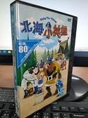 挖寶二手片-0B01-227-正版DVD-動畫【北海小英雄 全52話4碟】-套裝動畫(直購價)
