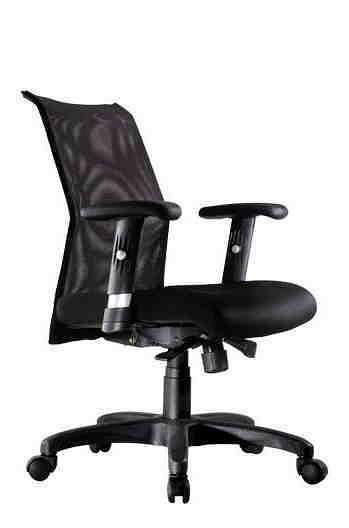 [ 家事達 ] 台灣SH DIG-502M辦公椅,電腦椅 特價