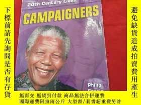 二手書博民逛書店20th罕見Century Lives CAMPAIGNERSY