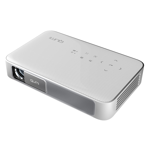【高士資訊】VIVITEK 麗訊 QUMI Q38 便攜式 迷你 智慧型 投影機 600流明 Full HD 露營機