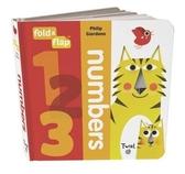 Fold-A-Flap:Numbers 數字翻翻書