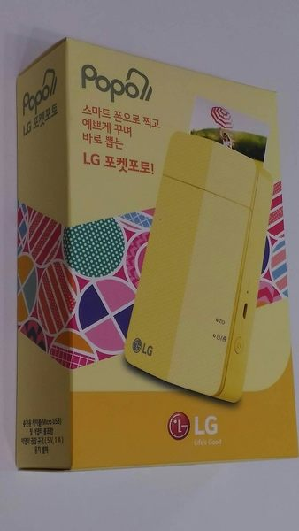 【WowLook】PD251 LG Pocket photo 3.0 口袋相印機 (pd239 pd261非拍立得)