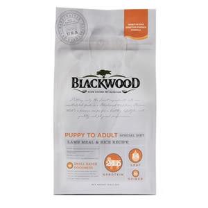 【BLACKWOOD】柏萊富功能性全齡護膚亮毛配方羊肉+糙米-30磅