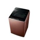 【南紡購物中心】【Panasonic 國際牌】17公斤雙科技溫水洗淨變頻洗衣機NA-V170GB-T (晶燦棕)