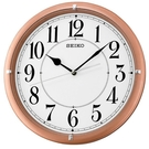 附發票 31【時間光廊】SEIKO 日本 精工 掛鐘 滑動式秒針 全新原廠公司貨 QXA637P 靜音 時鐘