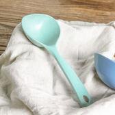 ✭慢思行✭【N410】環保小麥湯勺(小) 家用 長柄 短柄 盛粥勺 廚具 稀飯 勺子盛湯 攪拌 烹飪