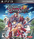 PS3 The Legend of Heroes: Trails of Cold Steel 英雄傳說  閃之軌跡(美版代購)