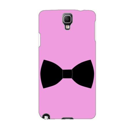 ♥ 俏魔女美人館 ♥ SAMSUNG NOTE 3 / N900【粉色蝴蝶結*水晶硬殼】手機殼 保護殼 手機套