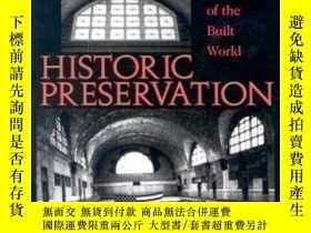二手書博民逛書店Historic罕見Preservation. Curatori