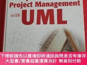二手書博民逛書店Object-Oriented罕見Project Management with UML(面向對象的UML項目管理