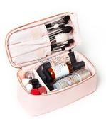 女性化妝包 化妝包收納小號便攜韓國簡約大容量多功能 珍妮寶貝