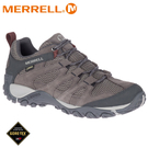【MERRELL 美國 男 ALVERSTONE GORE-TEX多功能健行鞋《灰》】ML99685/健走鞋/運動鞋/防水鞋