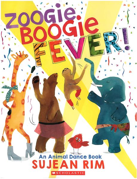 【麥克書店】ZOOGIE BOOGIE FEVER!/ 英文繪本《主題:幽默》