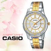 CASIO 卡西歐 手錶專賣店 LTP-1358SG-7A 女錶  石英錶  不鏽鋼錶帶 防水