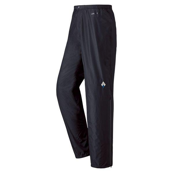 日本mont-bell GTX防水透氣雨褲(沒有口袋) Rain Dancer Pants Men s 型號 1128567 BK黑色