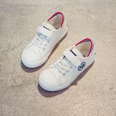 秋季全館免運兒童運動鞋女童休閒鞋男童學生鞋板鞋小白鞋新品款正韓潮台秋節88折