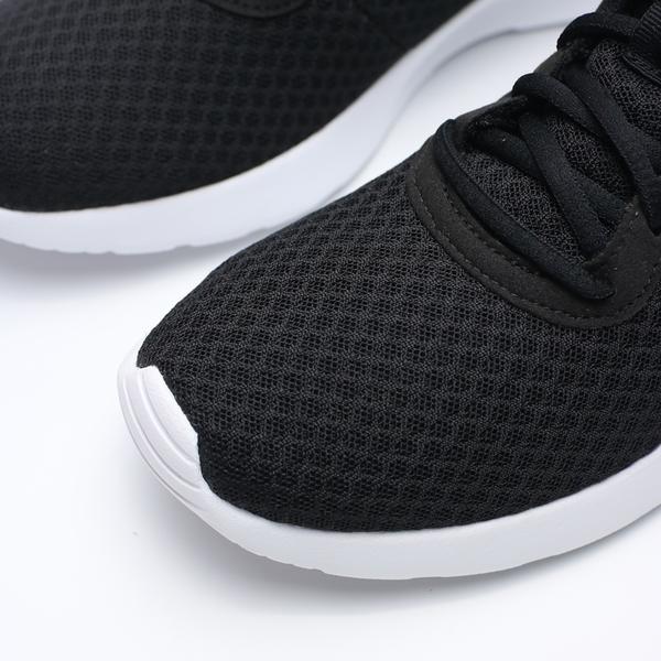 NIKE WMNS TANJUN 黑白 網布 透氣 慢跑鞋 女生 (布魯克林) 812655-011