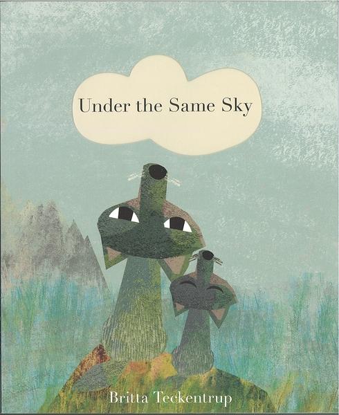 【麥克書店】UNDER THE SAME SKY 平裝繪本《主題: 環境保護.自然》