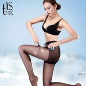 蒂娜絲春夏冰涼絲絲襪女連褲襪薄性感美腿襪任意剪天鵝絨薄絲襪
