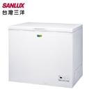【SANLUX台灣三洋】208L 上掀式冷凍櫃SCF-208GE(含運不含裝)