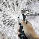 安全錘汽車用逃生錘消防救生錘應急多功能手電筒車載破窗器工具      琉璃美衣