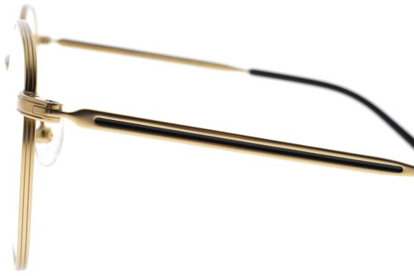 CARIN 光學眼鏡 JANE C4 (霧金) 韓星秀智代言 質感簡約鏡框 # 金橘眼鏡
