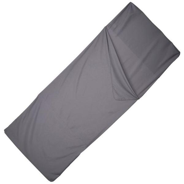 迪卡儂戶外睡袋內膽成年薄款輕盈便攜隔臟旅行衛生內膽QUNC 奇妙商鋪