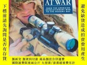 二手書博民逛書店《戰爭中的狙擊手:從獨立戰爭到現在》(The罕見Sniper at War: From the American