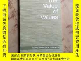 二手書博民逛書店The罕見Value of Values(英文原版)Y26583