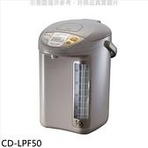 象印【CD-LPF50】5公升寬廣視窗微電腦電動熱水瓶