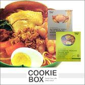 馬來西亞 WAY 原汁原味檳城蝦麵 傳統辣蟹風味乾撈麵 120g 初陽 即煮麵 泡麵 *餅乾盒子*