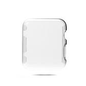 蘋果手錶 PC硬殼 iwatch series 1/2/3/4/5/6/SE代 通用 Apple watch超薄透明殼