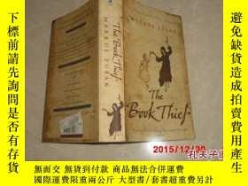 二手書博民逛書店The罕見Book Thief by Markus ZusakY