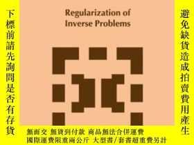 二手書博民逛書店Regularization罕見Of Inverse Problems (mathematics And Its
