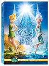 迪士尼動畫系列限期特賣 奇妙仙子:冬森林的秘密 DVD  (音樂影片購)