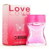 MORGAN Love Love 戀愛物語派對 女性淡香水 2.5ml【七三七香水精品坊】