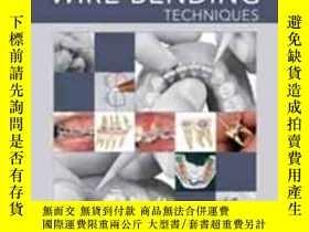 二手書博民逛書店Manual罕見of Wire Bending Techniques-線材彎曲技術手冊Y361738 Eiic