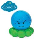 美國cloud b 星光夢幻八爪魚夜燈-藍色 CLB7452-BG3