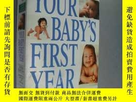 二手書博民逛書店Your罕見Babys First Year (3rd Edit
