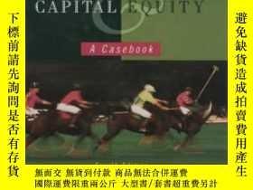 二手書博民逛書店Venture罕見Capital And Private EquityY255562 Josh Lerner
