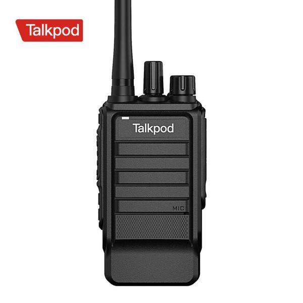 全館83折 【一對】Talkpod/拓朋對講機大功率戶外手持民用50公里工地無線