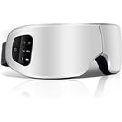 NIPLUX【日本代購】眼部按摩儀 按摩器 5種模式 音樂功能 USB充電 - 白色