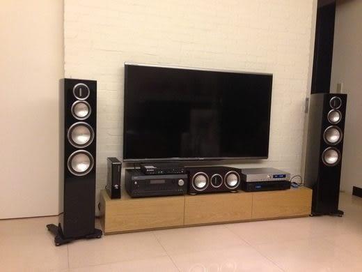 【名展影音-安裝規劃】音響升級計畫 ! Monitor audio GX300+GX150