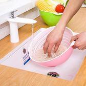 雙層瀝水籃洗菜籃瀝水塑料淘米器瀝水籃