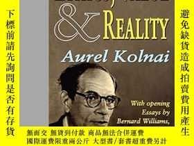 二手書博民逛書店Ethics,罕見Value, And RealityY256260 Aurel Kolnai Transac