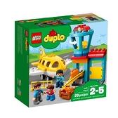【南紡購物中心】【LEGO 樂高積木】Duplo 得寶幼兒系列 - 機場 (29pcs) LT-10871